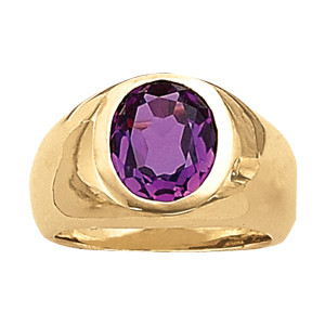 ** Cab Only** GENTS RING COLOR