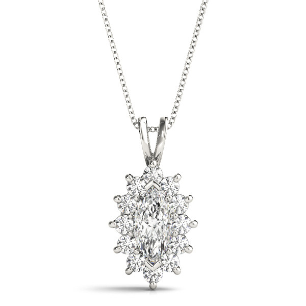 PENDANTS COLOR MARQUISE MATCH40144,80096