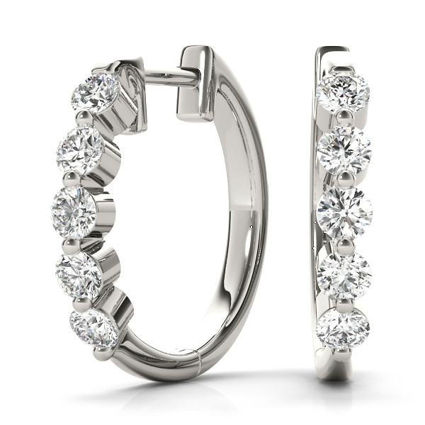 EARRINGS HOOP EARRINGS STANDARD HOOPS