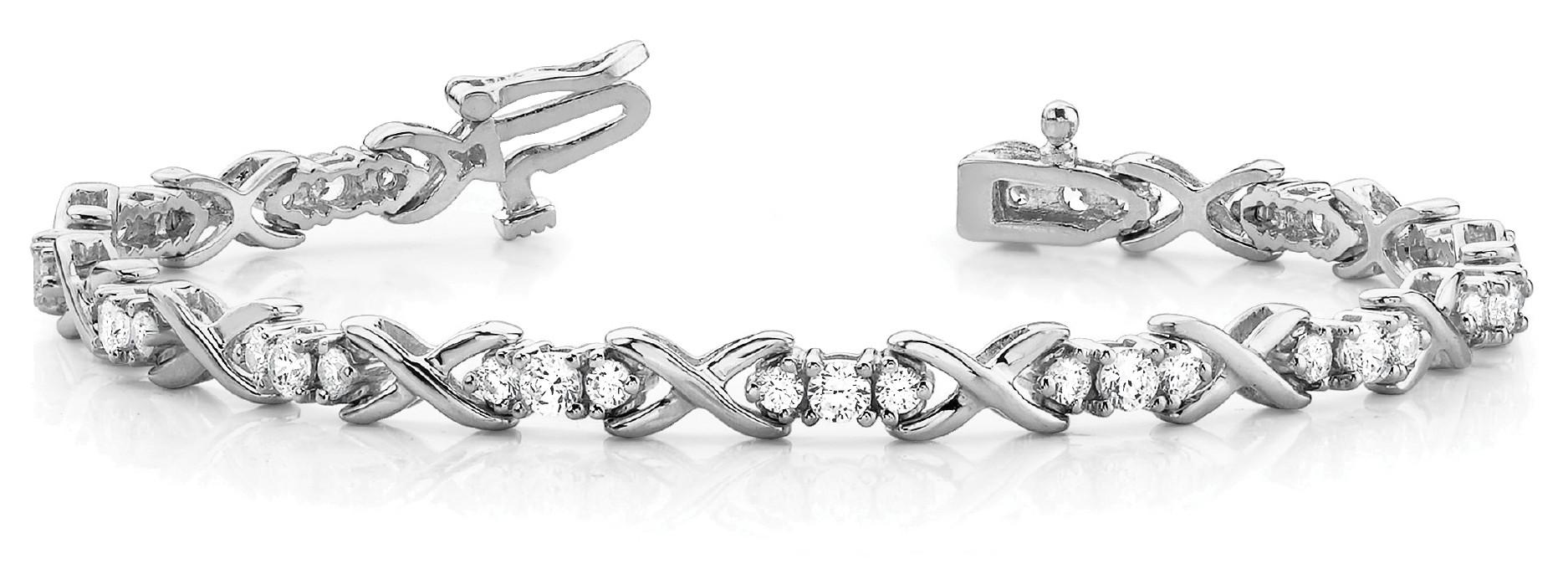 Bracelet In Line XO