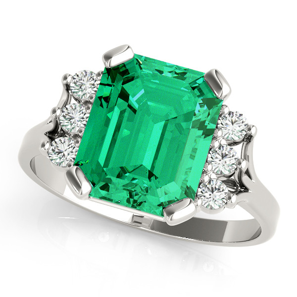 COLOR RINGS EMERALD