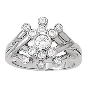 DIAMOND FASHION RIGHT HAND RINGS