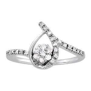 DIAMOND FASHION CLUSTER