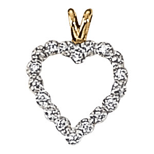 PENDANTS HEART