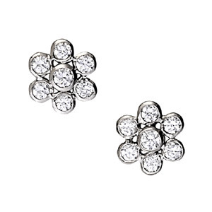 EARRINGS CLUSTER