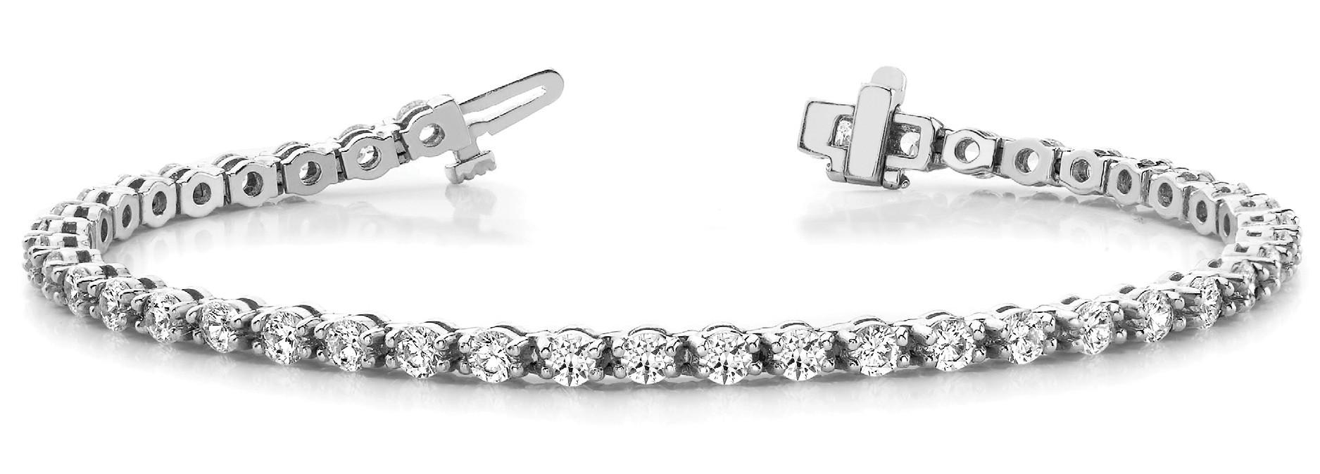 Bracelet In Line Bar Set