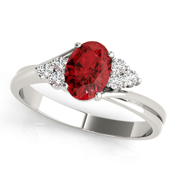COLOR RINGS OVAL