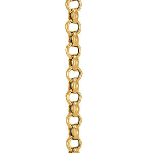 ROLO (HOLLOW) CHAIN 1.9MM 20