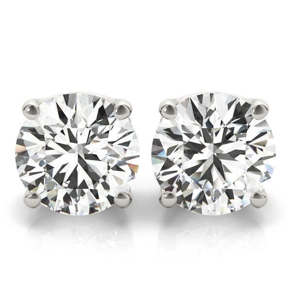 0.33CT 4PR EAR WITH .036
