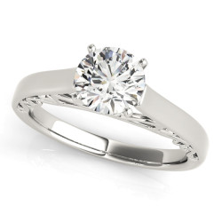 ENGAGEMENT RINGS SOLITAIRE ANY SHAPE