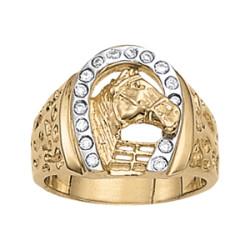 GENTS RING HORSESHOE & NOVELTY