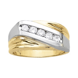 GENTS RING CHANNEL BANDS