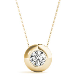 PENDANTS SOLITAIRES MATCH 40173