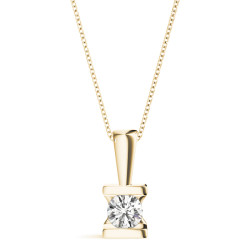 PENDANTS SOLITAIRES MATCH 40189