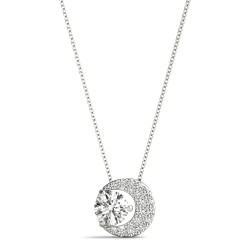 FASHION PENDANT ROUND CENTER