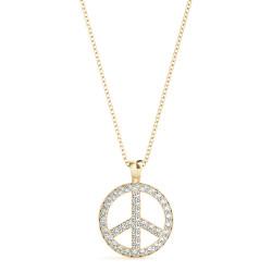 PEACE FASHION PENDANT