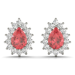 EARRINGS COLOR PEAR MATCH 30089,80318