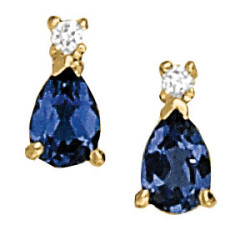 EARRINGS COLOR PEAR