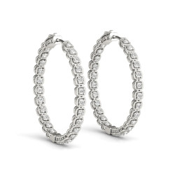 1.2 INCH 4 PRONG ROUND HOOP