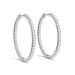 .9 INCH 2 PRONG ROUND HOOP