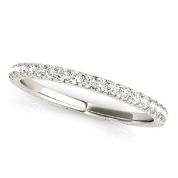 WEDDING BANDS PRONG SET