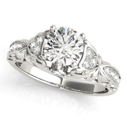 ENGAGEMENT RINGS ANTIQUE