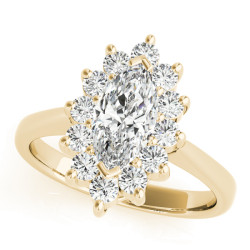 COLOR RINGS MARQUISE MATCH 30005,40144