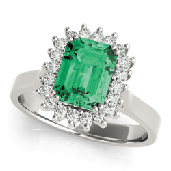 COLOR RINGS EMERALD MATCH 40070