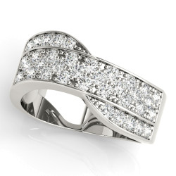 DIAMOND FASHION BANDS