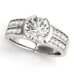 ENGAGEMENT RINGS PAVE