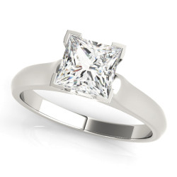ENGAGEMENT RINGS SOLITAIRES PRINCESS