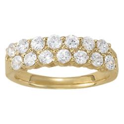 DIAMOND FASHION PYRAMID RINGS