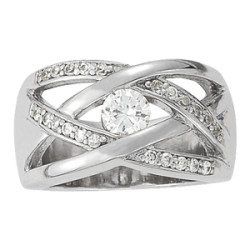 DIAMOND FASHION RIGHT HAND RINGS
