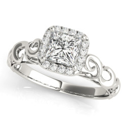ENGAGEMENT RINGS SOLITAIRES ANY SHA