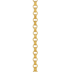 ROLO (SOLID) CHAIN 1.1MM 16