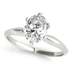 OVAL SOLITAIRES 3.0CT