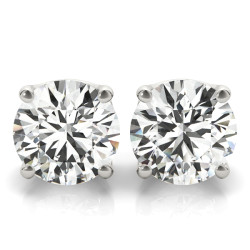 0.05CT 4PR EAR WITH .036