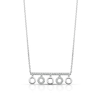14KW DIAMOND NECKLACE